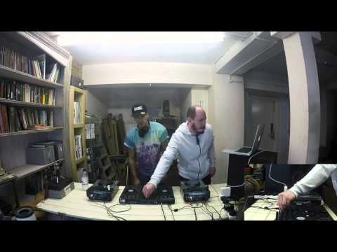 SKBZ & Friends - Spinners Lounge Edition - SKBZ - Mix Session