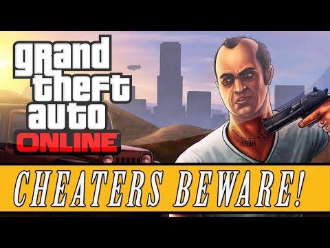 GTA 5: ONLINE | Cheaters & Modders Beware! Massive Banhammer! (GTA UPDATE!)