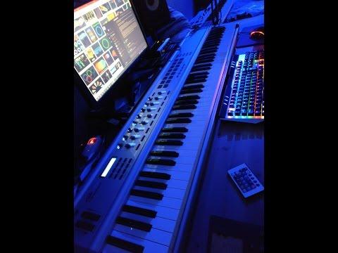 Swissonic Controlkey 88 Review // Best budget midi keyboard?