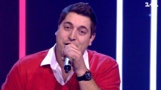 Ucraniano canta Gusttavo Lima no The Voice