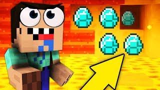 НУБИК ВОВОЧКА НАШЕЛ АЛМАЗЫ В Майнкрафт 11| Жизнь НУБИКА В Minecraft Ловушка ДОМ Вовочка и Нуб