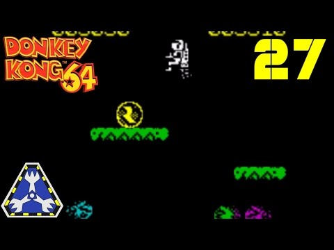 Donkey Kong 64 #27: Quest for the Rareware Coin