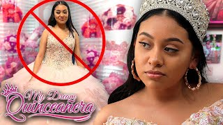 returning my quince dress | My Dream Quinceañera - Emily D. EP 2