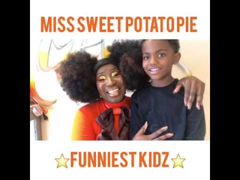 Miss Sweet Potato Pie