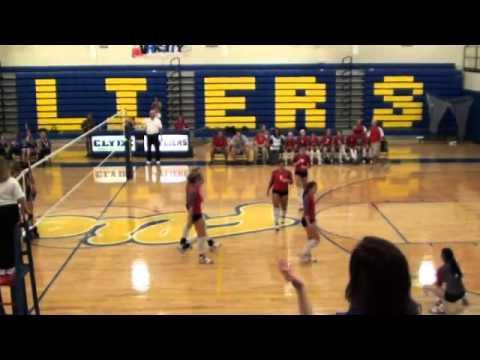 Hadley Sterett  #11 Huron High School