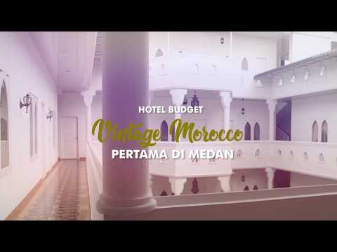 Shaqilla Residence - Hotel Budget Vintage Morocco | Pertama di Medan