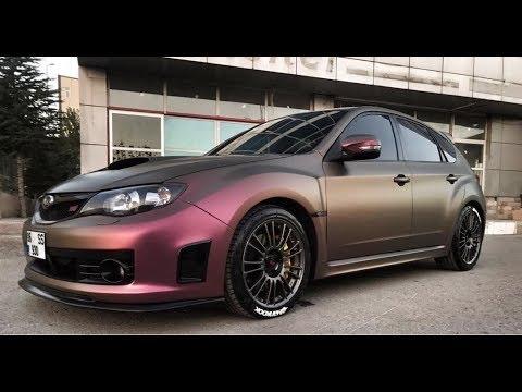 Subaru Impreza WRX STI - Aubergine Bronze (GMG GARAGE)