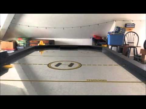 Harvard Air Hockey