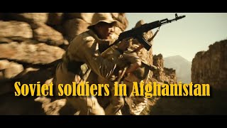Soviet Soldiers In Afghanistan In Action - гр. Кино - Группа крови / Music Video 2020