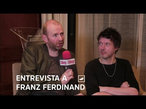Entrevista Franz Ferdinand