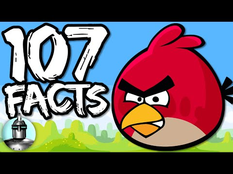 107 Angry Birds Facts YOU Should Know | The Leaderboard (Headshot #49)