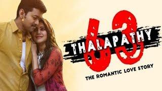 Thalapathy 63 Big Official Update   தளபதியின் அதிகாரப்பூர்வ அறிவிப்பு