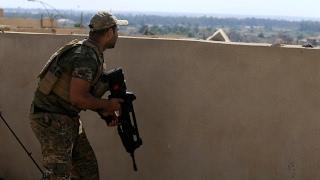 أخبار حصرية - القوات العراقية تقتحم منطقة الزنجيلي غرب #الموصل
