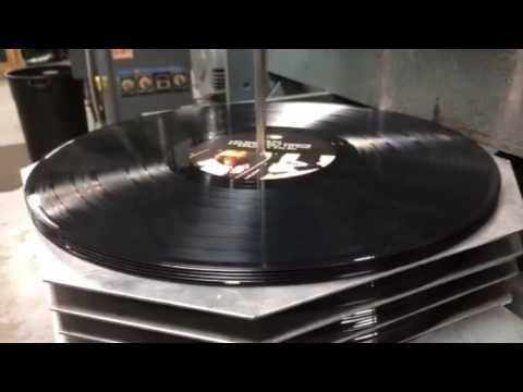 POLARIS vinyl pressing for Record Store Day...