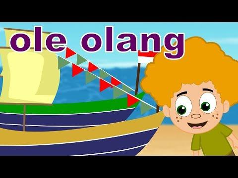 OLE OLANG   Versi Original   Lagu Daerah Madura   Jawa Timur   Lagu Anak TV