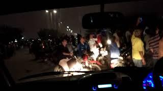 Mazar e Quaid   Fire Works Karachi   Independence Day Celebration   Numaish Chowrangi