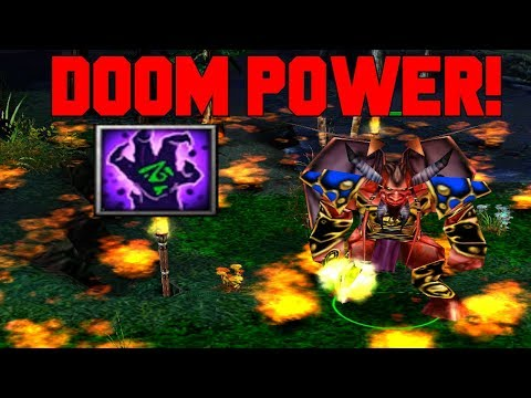 DOTA DOOM LUCIFER BEYOND GODLIKE (GOOD GAME) - 동영상