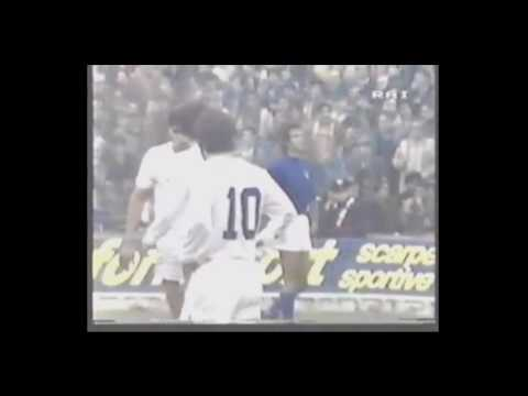 1980  ITALIA-JUGOSLAVIA 2 - 0