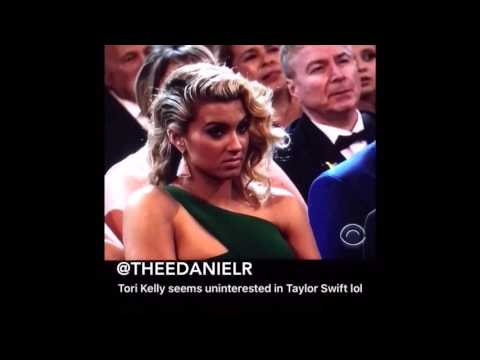 Tori Kelly fight with Taylor Swift GRAMMYS