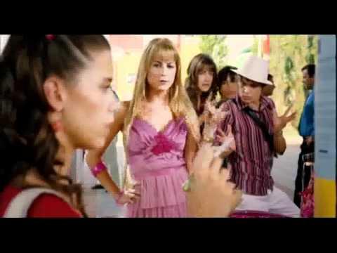 high school musical el desafio argentina parte 1 de 7