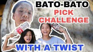BATO-BATO PICK CHALLENGE WITH A TWIST |ELAI NORIEL