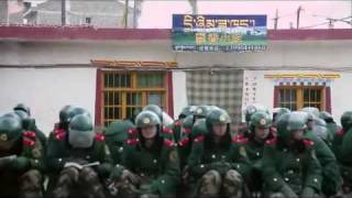 Inside Tibet's heart of protest