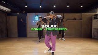 Sonny - Frustrated   Solar Choreography