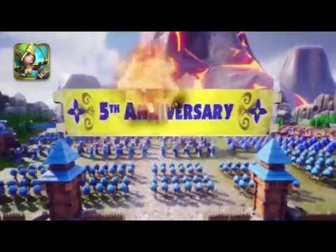 Castle Clash: Epic Empire ES 1