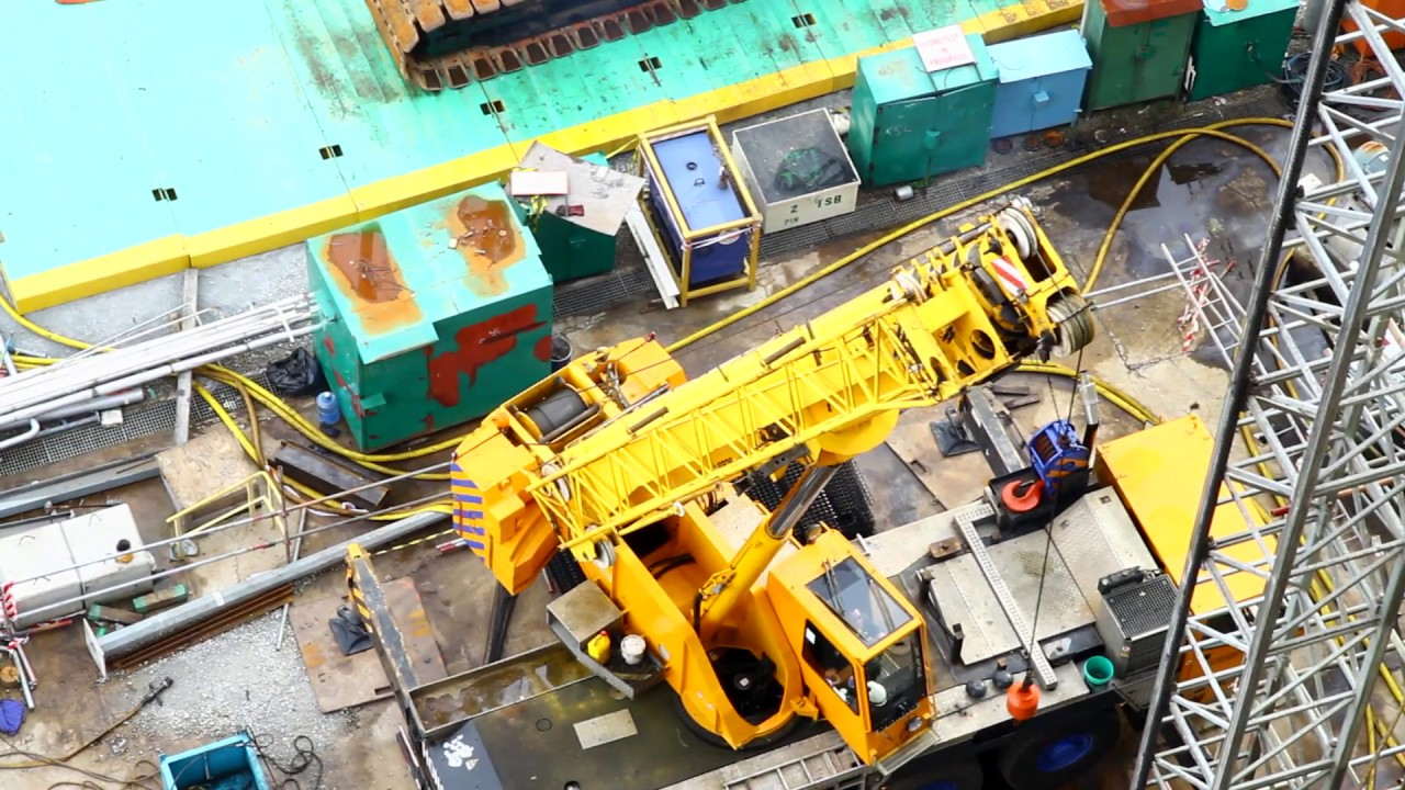Download Rigging and Overhead Crane Operations - Hazard Control