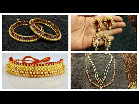 Maharashtrian Bridal/Wedding Jewellery Haul | What To Wear In Maharashtrian Wedding