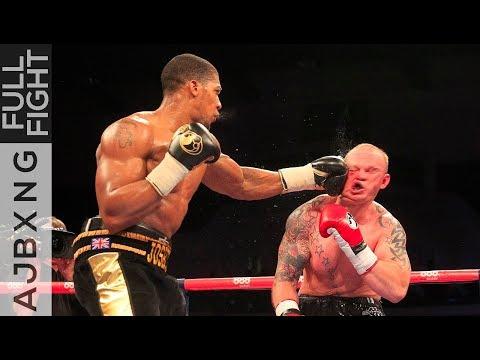 Full Fight | AJ Vs Dorian Darch TKO