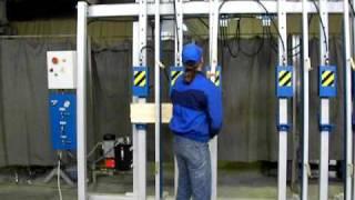 Гидравлический пресс для щита и бруса(, 2010-04-13T12:10:15.000Z)