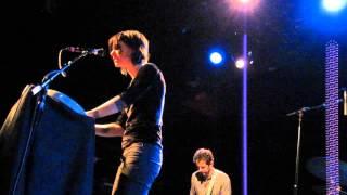 Sharon Van Etten - Break Me (6/12/2014 Music Hall of Williamsburg)