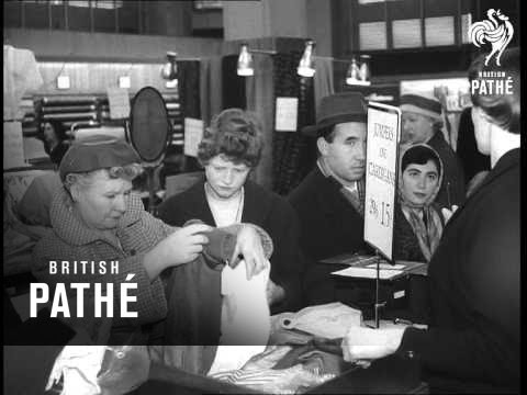 Peter Robinson Sale (1957)