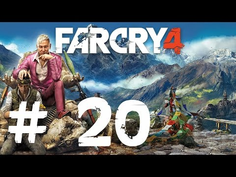 Let's Play Far Cry 4 #20 [Gameplay/German/HD] Das Himalaya