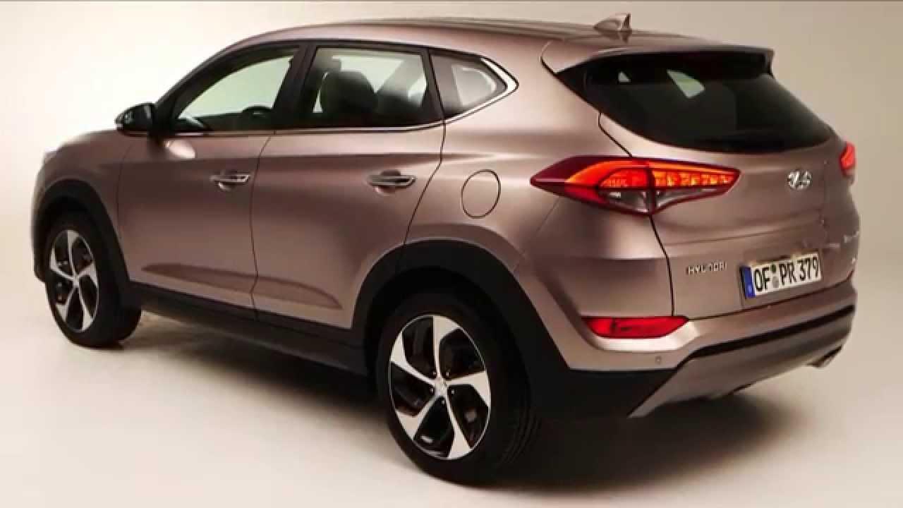 Nuova Hyundai Tucson Il Perfetto Mix Fra Design E