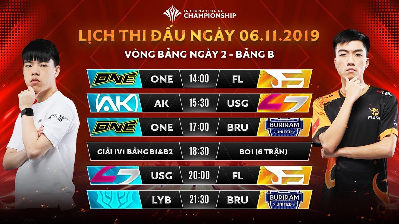 TEAM FLASH Ra Quân Đầy Khó Khăn & Kết Thúc Thuận Lợi – AIC 2019 – Bảng B – Ngày 1