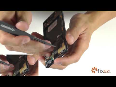 LG Optimus L9 Screen Repair & Disassemble