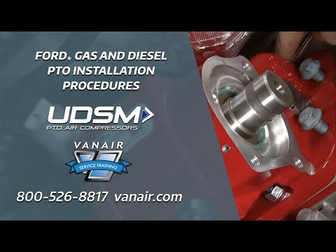 Ford PTO Installation 2017