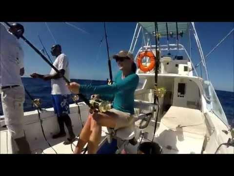 Deep Sea Fishing Antigua 2015