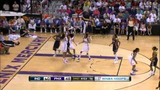 Phoenix Mercury vs. Indiana Fever 6/19/11