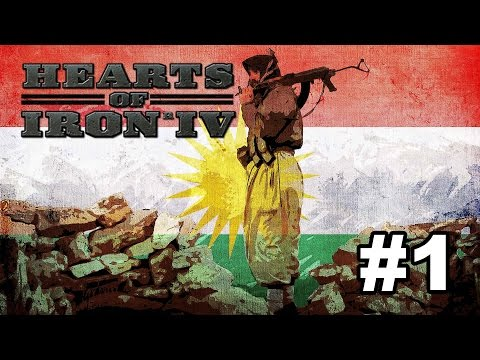 Kurdistan [1] Hearts of Iron IV - Defeating ISIS