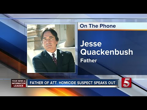 Father Of Att. Homicide Suspect Claims Shooting Was In Self Defense