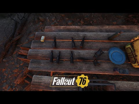 Fallout 76: Probably getting annoyed whilst attempting to farm scrip (Livestream Playback)