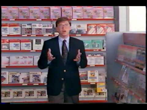Microsoft Windows 3 And NT, 1991, Part 1