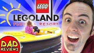 Legoland Florida for Toddlers | Legoland City Review