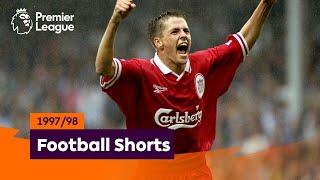 Unbelievable Goals | Premier League 1997/98 | Owen, Giggs, Ginola