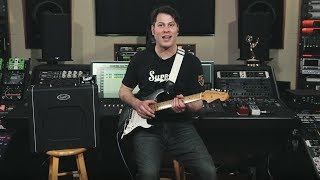 Supro Blues King 12 Tube Amplifier Demo by David Koltai