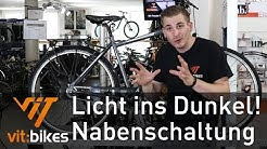 Welche Nabenschaltungen gibt es? - vit:bikesTV 165