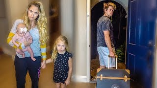 Download Cole Left Us... Savannah's first time alone with 2 kids. Mp3 and Videos